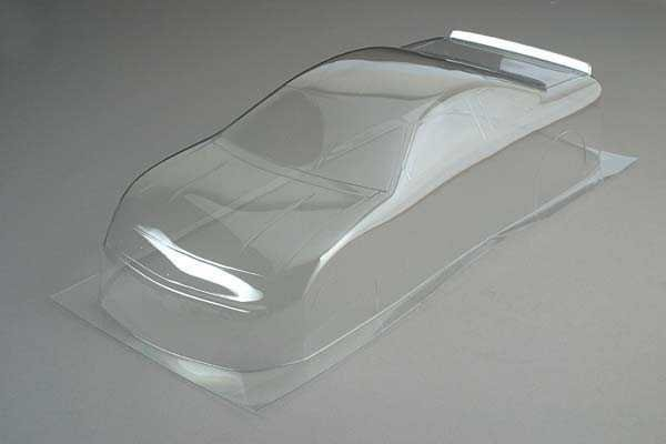 Body, Street Sport (clear, requires painting), TRX4211-1