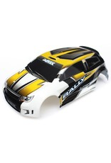 Traxxas Body, 1/18Th Rally, Yellow Body, 1/18Th, TRX7512