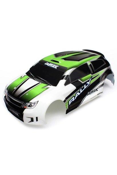 Body, 1/18Th Rally, Green Body, 1/18Th R, TRX7513
