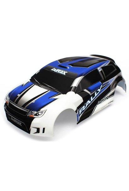 Body, 1/18Th Rally, Blue Body, 1/18Th Ra, TRX7514