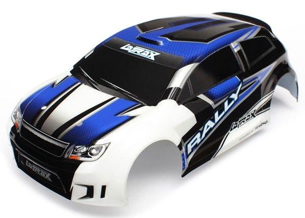 Body, 1/18Th Rally, Blue Body, 1/18Th Ra, TRX7514-1
