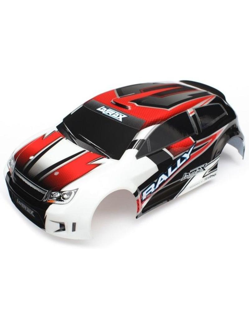 Traxxas Body, 1/18Th Rally, Red Body, 1/18Th Ral, TRX7515