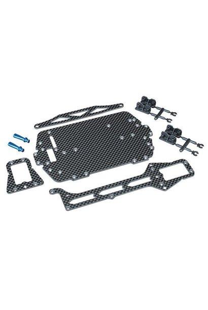 Carbon Fiber Conversion Kit, TRX7525