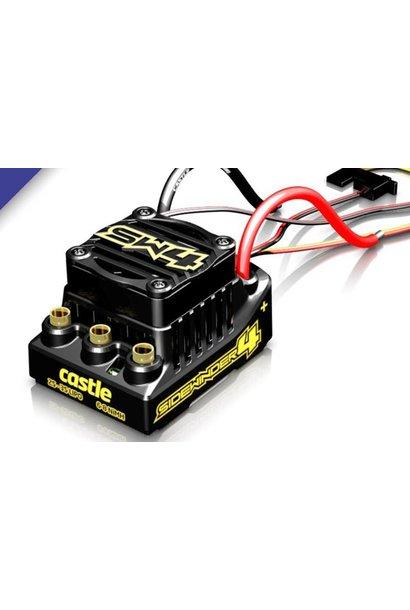 Castle - Sidewinder SW4, 12.6V, 2A BEC, WP Sensorless ESC