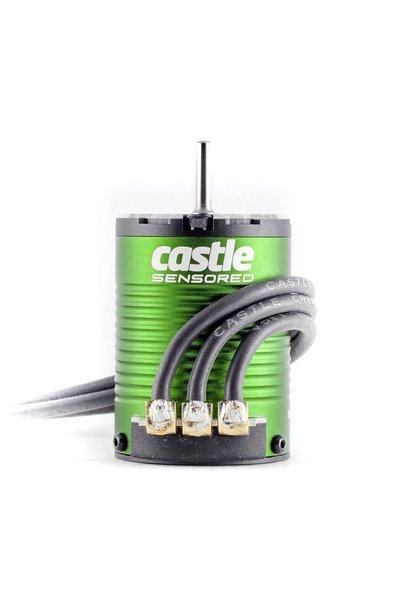 Castle - Brushless motor 1406 - 6900KV - 4-Polig - Sensored