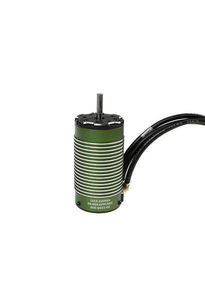 Castle - Brushless motor 1515 - 2200KV - 4-Polig - Sensored