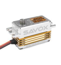 Savöx Savox - Servo - SB-2261MG - Digital - Brushless Motor - Metaal tandwielen