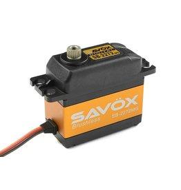 Savöx Savox - Servo - SB-2272MG - Digital - High Voltage - Brushless Motor - Metaal tandwielens