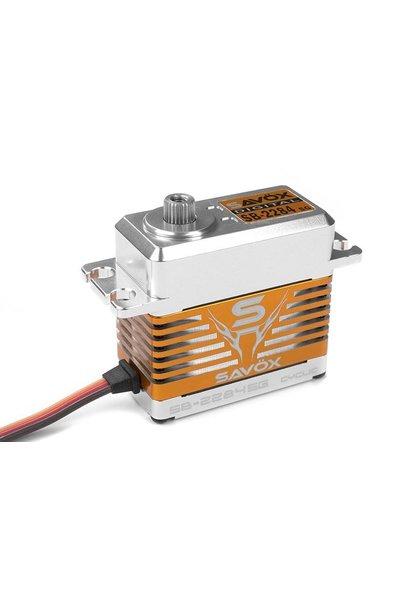 Savox - Servo - SB-2282SG - Digital - High Voltage - Brushless Motor - Staal tandwielen