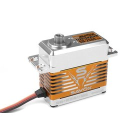 Savöx Savox - Servo - SB-2284SG - Digital - High Voltage - Brushless Motor - Staal tandwielen