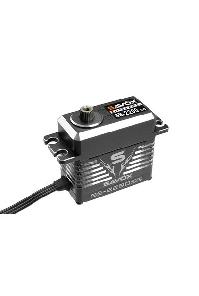 Savox - Servo - SB-2290SG - Digital - High Voltage - Brushless Motor - Steel Gear