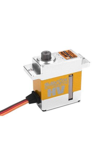Savox - Servo - SV-1232MG - Digital - High Voltage - Coreless Motor - Metaal tandwielen