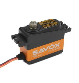 Savöx Savox - Servo - SV-1250MG - Digital - High Voltage - Coreless Motor - Metaal tandwielen