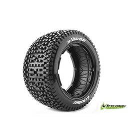 Louise RC Louise RC - B-VIPER - 1-5 Buggy Tire Set - Sport - Rear - L-T3245I