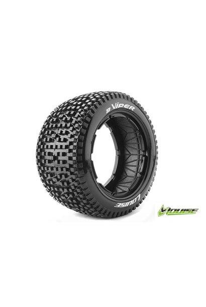 Louise RC - B-VIPER - 1-5 Buggy Tire Set - Sport - Rear - L-T3245I