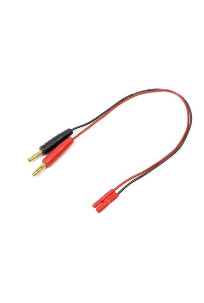 Revtec - Laadkabel - 2.0mm Gold Connector - 20AWG Siliconen-kabel - 1 st