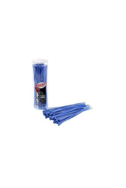 Team Corally - Strap-it - Kabelbinders - Blauw - 2.5x100mm - 50 st