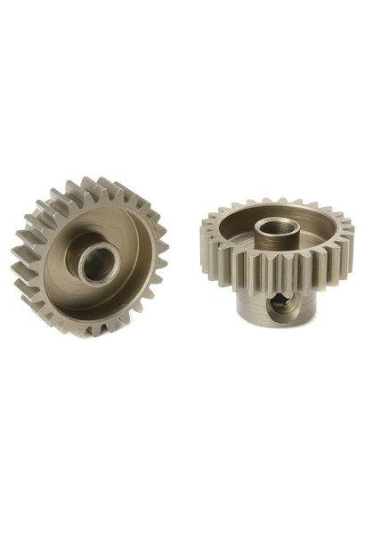 Team Corally - 48 DP Motortandwiel - Kort - Gehard staal - 26 Tanden - Motoras dia. 3.17mm