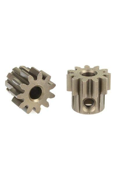 Team Corally - 32 DP Motortandwiel - Kort - Gehard staal - 11 Tanden - Motoras dia. 3.17mm