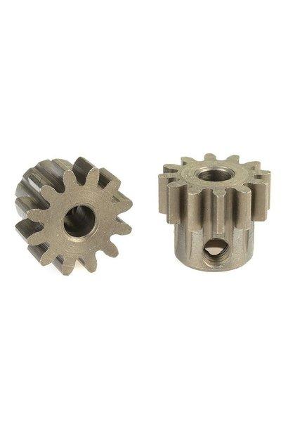 Team Corally - 32 DP Motortandwiel - Kort - Gehard staal - 12 Tanden - Motoras dia. 3.17mm