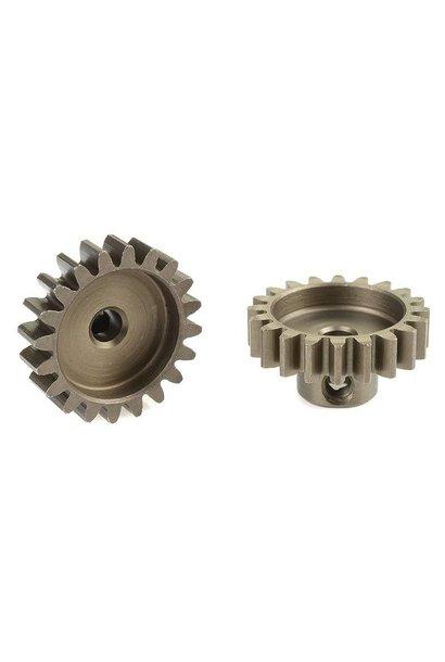 Team Corally - 32 DP Motortandwiel - Kort - Gehard staal - 20 Tanden - Motoras dia. 3.17mm
