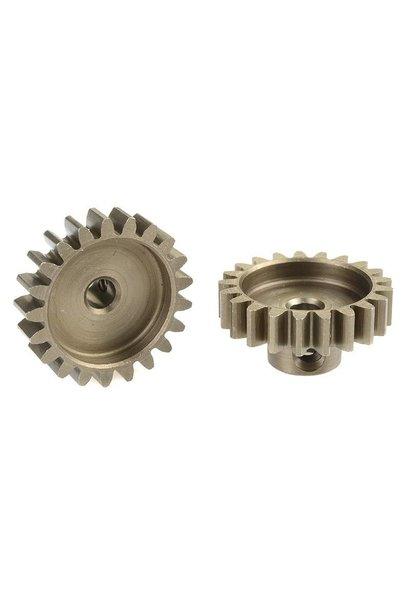 Team Corally - 32 DP Motortandwiel - Kort - Gehard staal - 21 Tanden - Motoras dia. 3.17mm