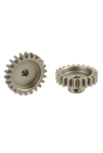 Team Corally - 32 DP Motortandwiel - Kort - Gehard staal - 22 Tanden - Motoras dia. 3.17mm