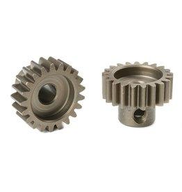 Team Corally Team Corally - 32 DP Motortandwiel - Kort - Gehard staal - 21 Tanden - Motoras dia. 5mm