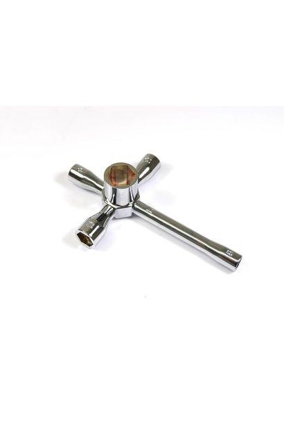 Big Cross Wrench 8/9/10/12/17mm