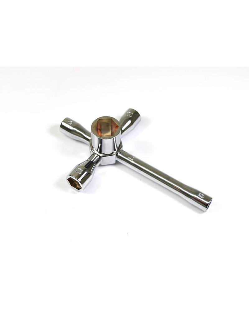 Absima Big Cross Wrench 8/9/10/12/17mm