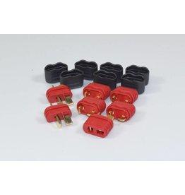 Absima T-plug Set 2x male / 5x female