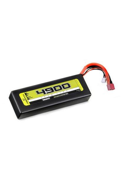 Lipo 3S 11,1V. 25C 4900 HC (T-Plug)