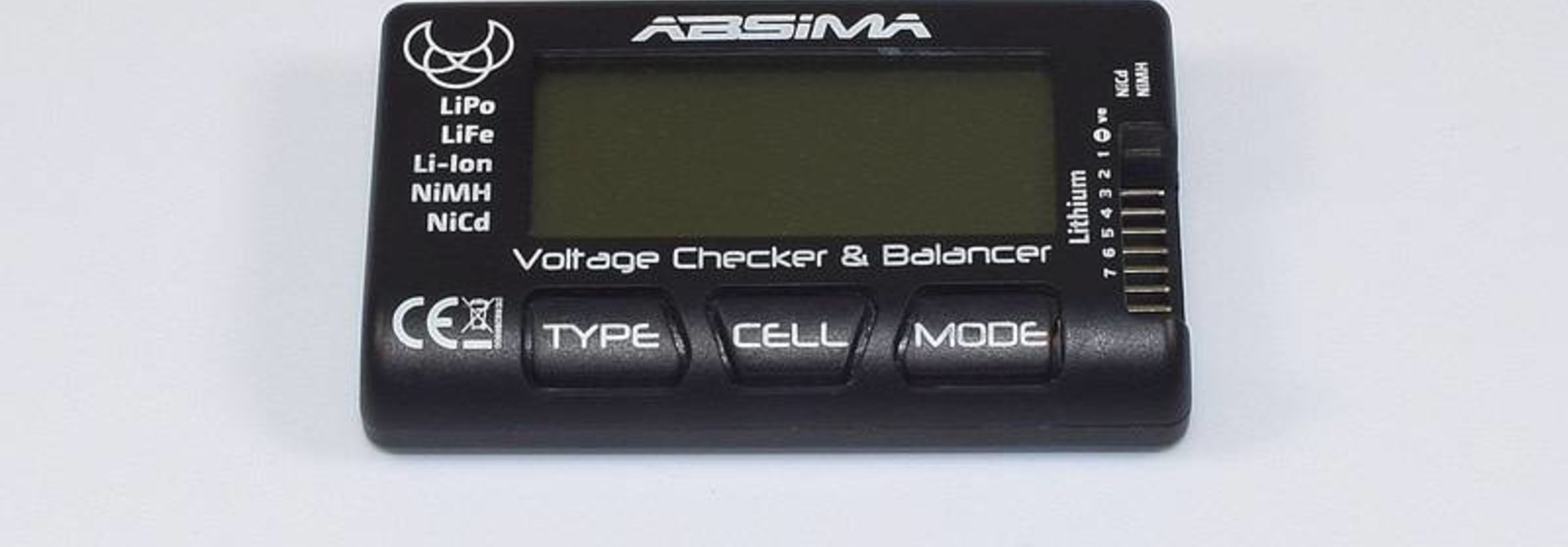 Battery Voltage Checker and Balancer