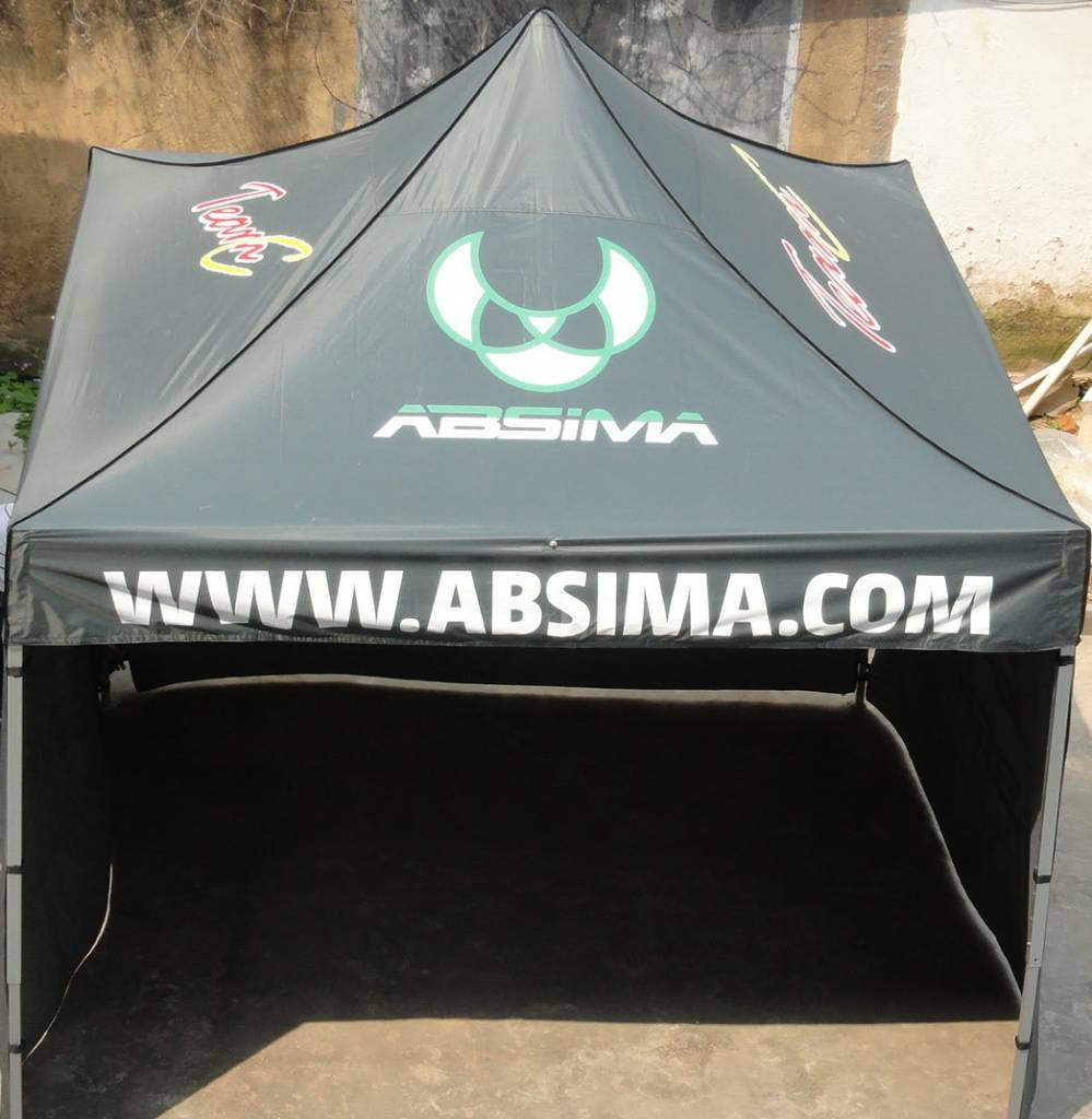3x3M Tent cover-1