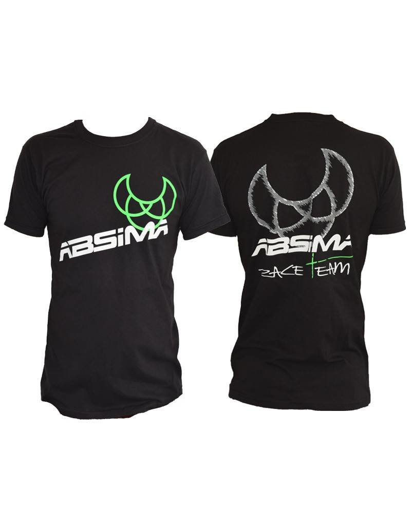 """Absima Absima/TeamC T-shirt black """"XL"""""""