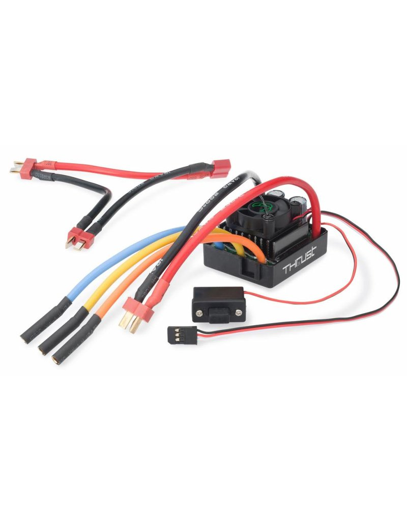 "Absima Brushless ESC ""Thrust A8"" 120A 1:8 waterproof"