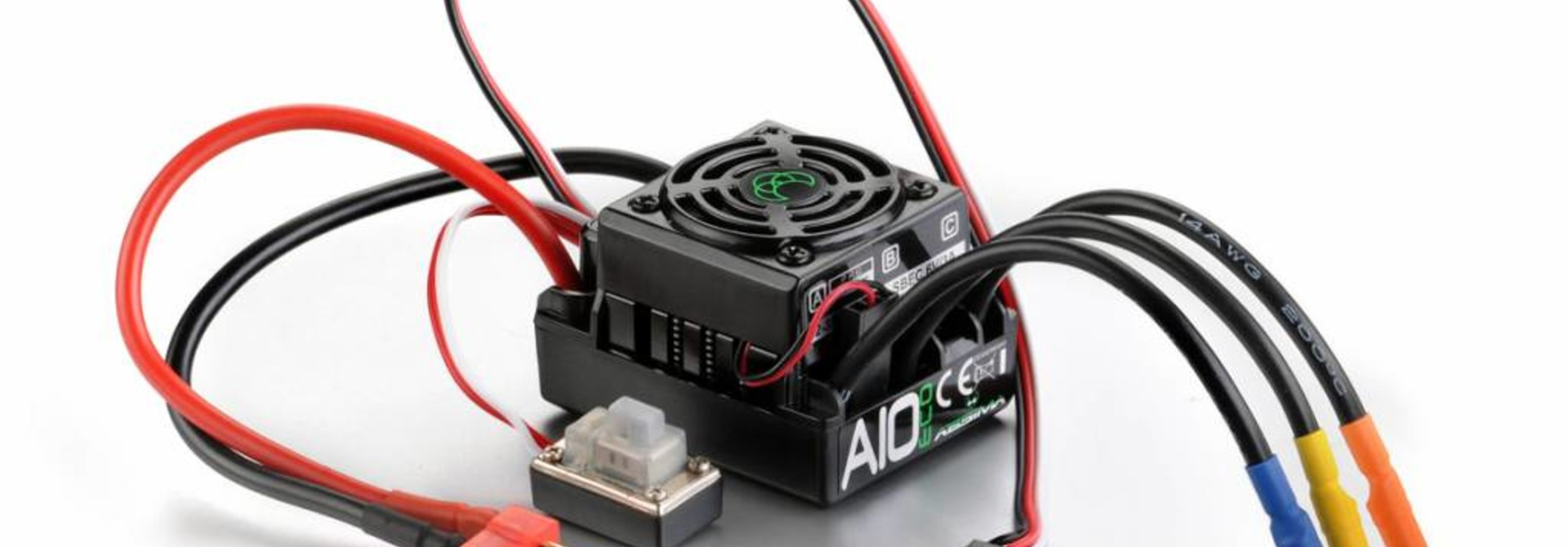 """Brushless ESC """"Thrust A10 ECO"""" 50A 1:10 waterproof"""