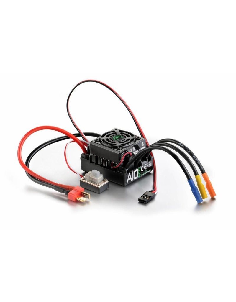 """Absima Brushless ESC """"Thrust A10 ECO"""" 50A 1:10 waterproof"""