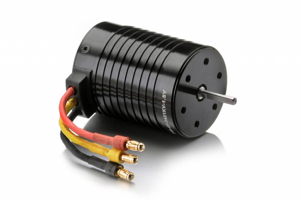 1:10 Brushless Motor, 3421KV-1