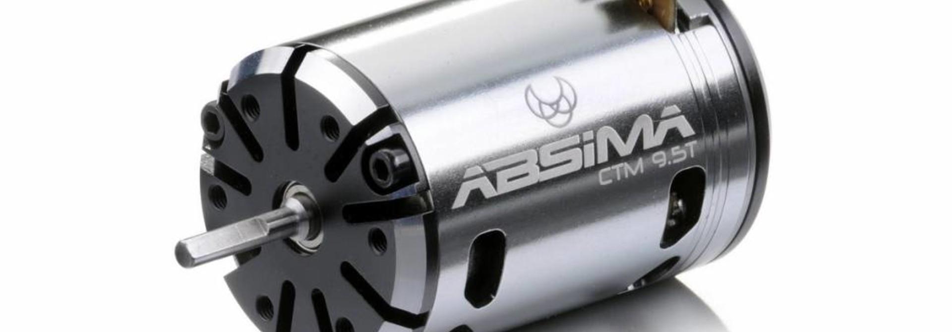 """Brushless Motor 1:10 """"Revenge CTM"""" 10,5T Stock"""