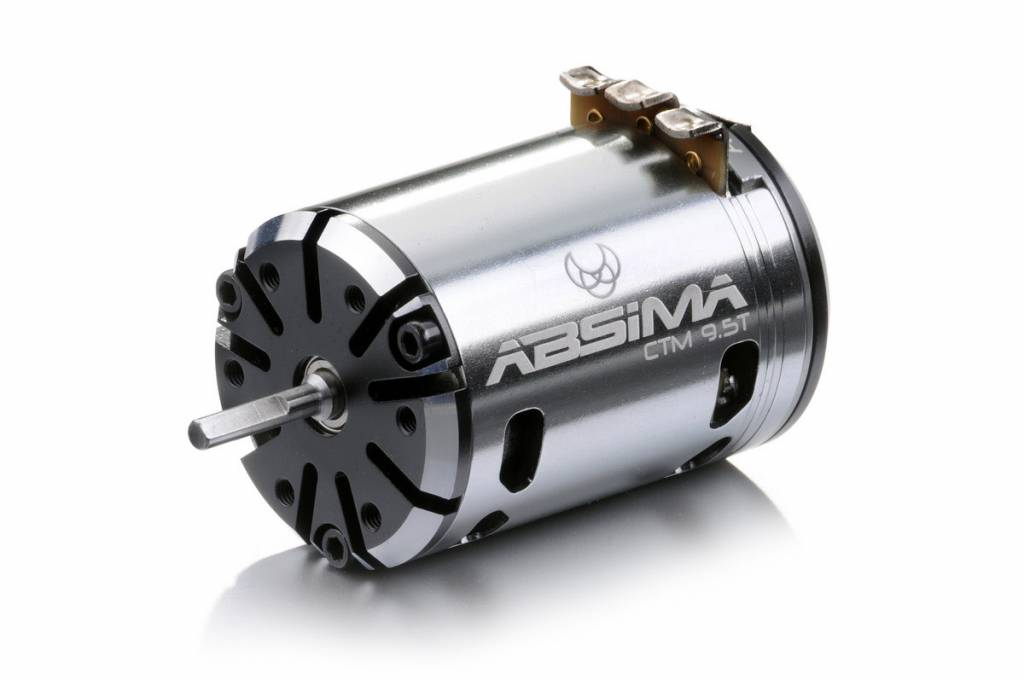 """Brushless Motor 1:10 """"Revenge CTM"""" 10,5T Stock-1"""