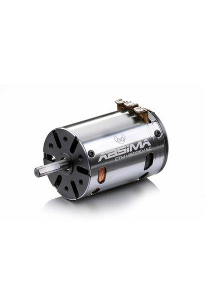 """Brushless Motor 1:10 """"Revenge CTM"""" 4800KV SC 4-p."""