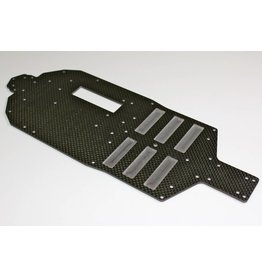 Absima Carbon Chassis Plate 4WD Comp. Buggy