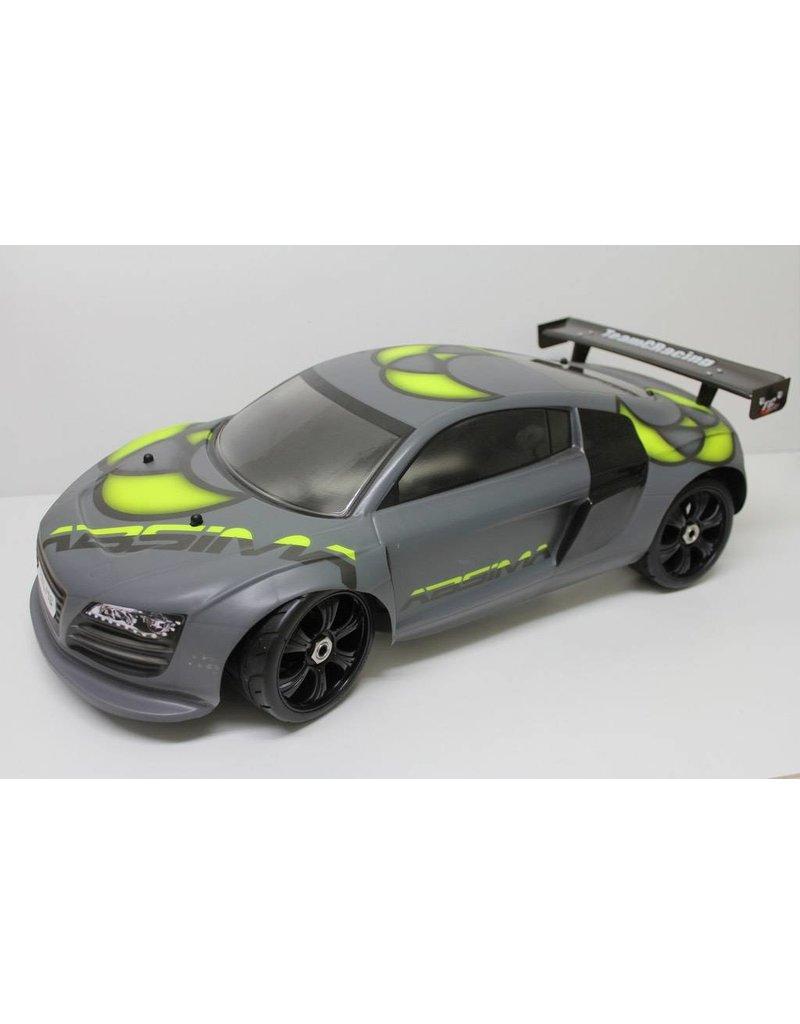 Absima Audi R8 Body PC clear 1:8 onroad