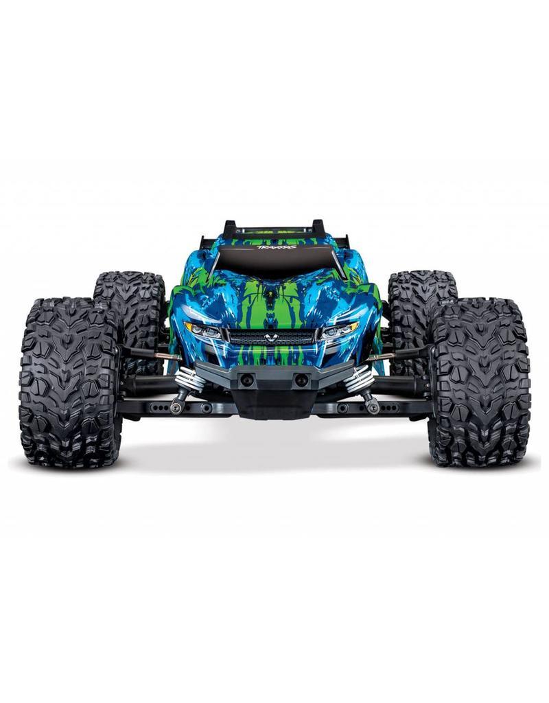 Traxxas Rustler 4X4: 1/10-scale 4WD Stadium Truck VXL TSM