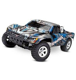 Traxxas Traxxas Slash 2WD XL-5 TQ (no battery/charger), Blue, TRX58024-B
