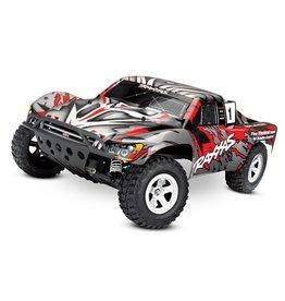 Traxxas Traxxas Slash 2WD XL-5 TQ (no battery/charger), Red, TRX58024-R