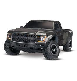 Traxxas Traxxas Ford F-150 Raptor 1:10 2WD 2.4GHz incl. accu en lader, Black TRX58094-1BLACK