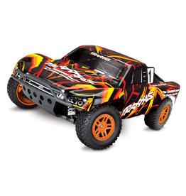 Traxxas Traxxas Slash 4X4 XL-5 TQ (incl battery/charger), Orange, TRX68054-1O