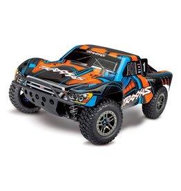 Traxxas Traxxas Slash 4X4 Ultimate LCG VXL TQi TSM excl. accu/lader, Orange TRX68077-4O